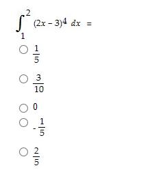 (2x-3)4 dx 10